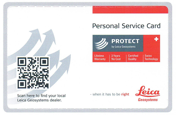 Protect card D110